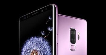 Samsung Galaxy S9: революционная эволюция