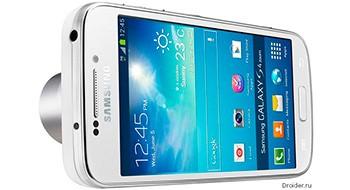 Samsung Galaxy S IV Zoom – камерофон от Samsung