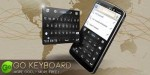 GO Keyboard - клавиатура для Android