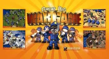 Great Big War Game – стратегия для веселых и умных