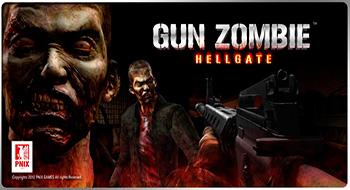 Gun Zombie: Hell Gate – убивай зомби