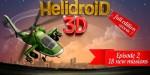 Helidroid 3D : Episode 2 – вертолетные сражения