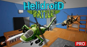 Helidroid Battle PRO : Copter – воздушные баталии