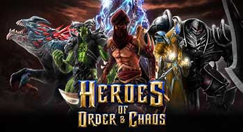 Heroes of Order & Chaos – новинка для Android