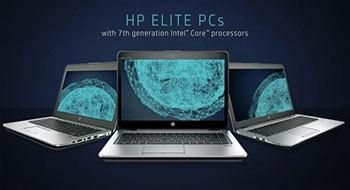 HP представила ноутбуки EliteBook 800 G4 с повышенной безопасностью