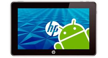 HP выпустит планшет на базе Tegra 4