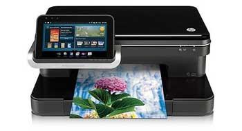 Android добрался до принтеров и МФУ HP