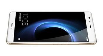 Huawei Honor V8 – большой смартфон со спаренной камерой