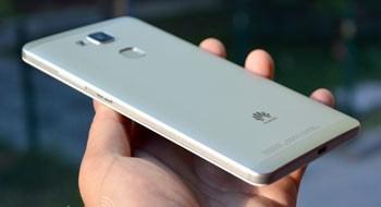 Huawei Mate 8 будет показан на выставке IFA 2015