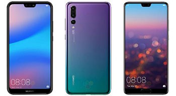 Huawei P20 и P20 Pro запущены: характеристики, цены
