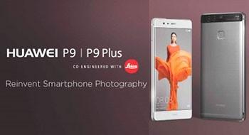 Компания Huawei объявила флагман P9 и P9 Plus