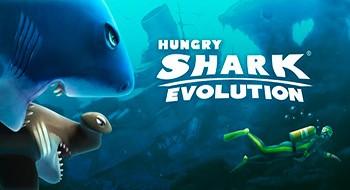 Hungry Shark Evolution – акула вышла на охоту