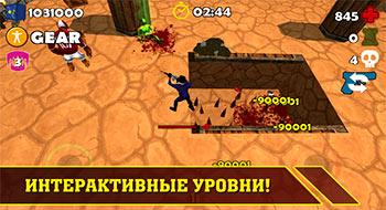 HunterX Zombie Shooter – отбей атаку на человечество
