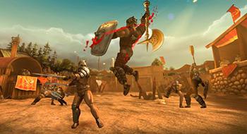 I, Gladiator – война гладиаторов