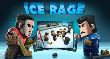 Ice Rage – прикольный хоккей