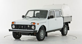 Грузовой автомобиль LADA 4x4 ВИС