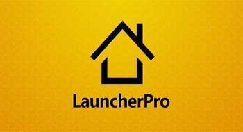 Launcher Pro – отличная альтернатива стандартному рабочему столу