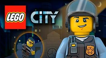 LEGO City Spotlight Robbery – LEGO аркада