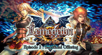 Lemegeton Episode 2: Sacrificial Offering