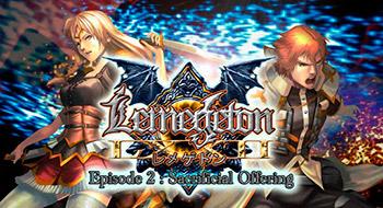 Lemegeton Episode 2: Sacrificial Offering