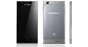 Lenovo K900 – смартфон с Intel Atom на борту
