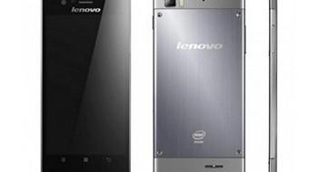 Lenovo K900 – смартфон с дисплеем FullHD