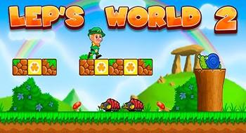 Lep's World 2 – увлекательная игра