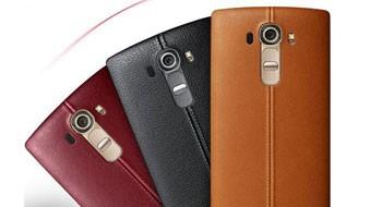 LG G4 – кожаный смартфон, конкурент для флагманов iPhone и Samsung