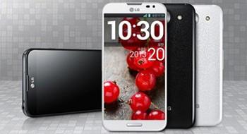 Смартфон LG Optimus G Pro появится в конце июля