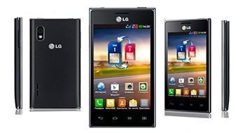 LG Optimus L5 dual – бюджетный двухсимочник
