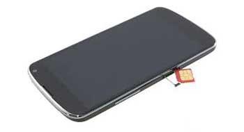 Google готовит презентацию нового смартфона LG Nexus 4