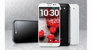 LG Optimus G Pro представлен официально