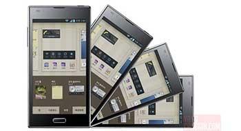 LG Optimus LTE 2 – красивый и производительный
