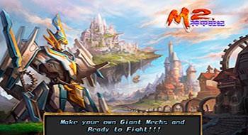 M2: War of Myth Mech – война механизмов