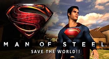 Man of Steel - человек из стали