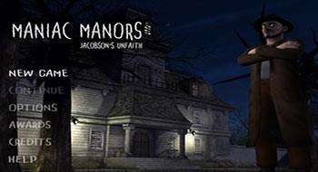 Maniac Manors – ужасный квест