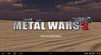 MetalWar3 – жестокие войны