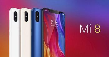 Флагманский Xiaomi Mi 8 вышел в продажу