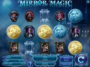 Игровой автомат Mirror Magic от Genesis Gaming