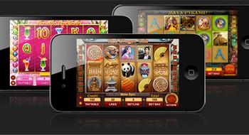 Игровые автоматы в мобильных телефонах