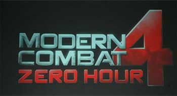 Modern Combat 4: Zero Hour (обновлено до версии 1.0.6)