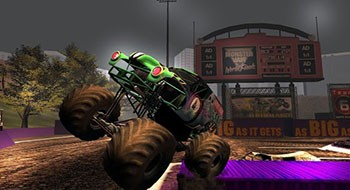 MonsterJam – гонки на монстр машинах