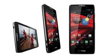 Motorola DROID RAZR MAXX HD  и DROID RAZR HD – мощные и стильные смартфоны