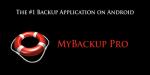 MyBackup Pro – удобный бэкап и востановление
