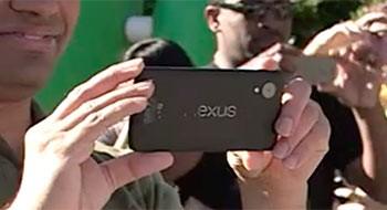 Nexus 5 будет иметь оптическую стабилизацию для камеры