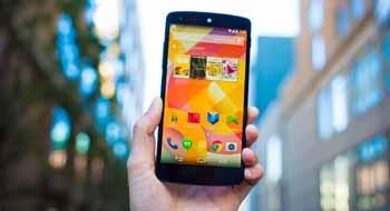 Обзор смартфона LG Google Nexus 5