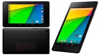Nexus 7 второго поколения представлен официально