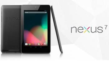Google Nexus 7 - лучший 7-дюймовый планшет