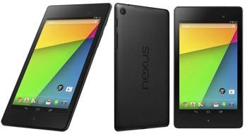 Планшет Nexus 7 второй редакции