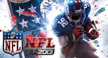 NFL Pro 2013 – мега симулятор американского футбола